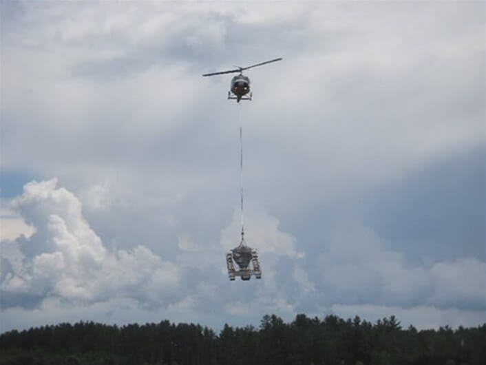 Maine Helicopters, serving Maine and New England since 1960